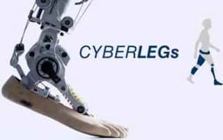 cyber leg augmentation