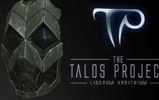 Talos Soldier Mask