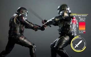 Unified Weapons Master's Indiegogo campaign to fund 'The Lorica' and create the hi-tech future of combat sport.