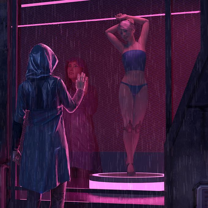VENUS: A Short Cyberpunk Film